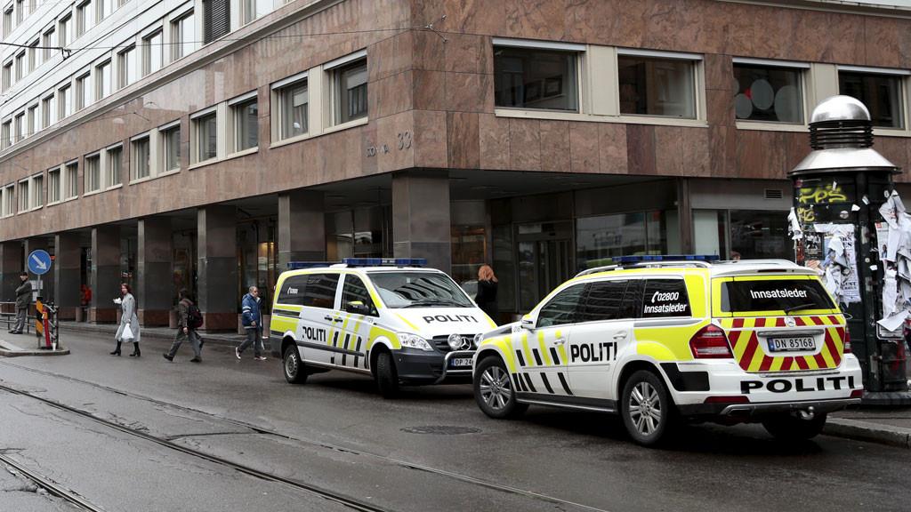 Mann knivstukket i mulig ran i Oslo sentrum